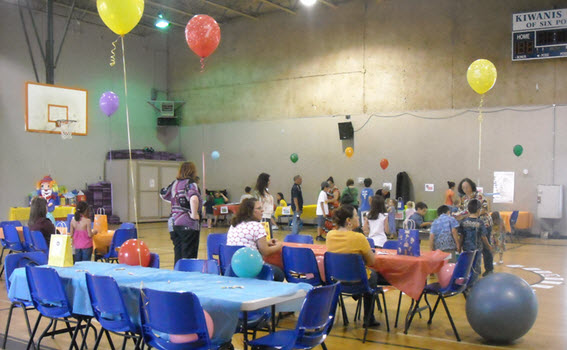 image birthday party facility rental