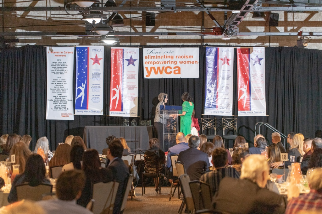 41st Annual YWCA Y Women in Careers Awards @ Solomon P Ortiz International Center