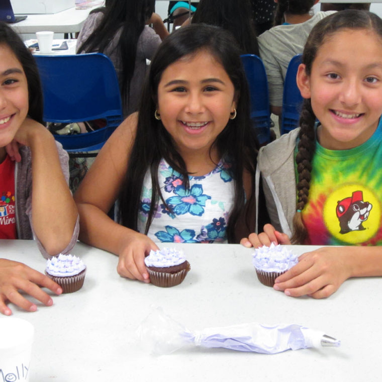 image-ywteens having a snack