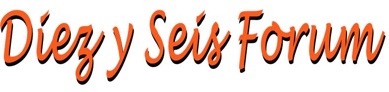 image diez y seis forum logo