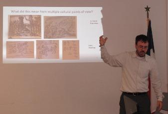 image diez y seis forum presentation