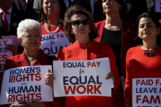 Equal Pay Day @ First United Methodist Church | Corpus Christi | Texas | United States